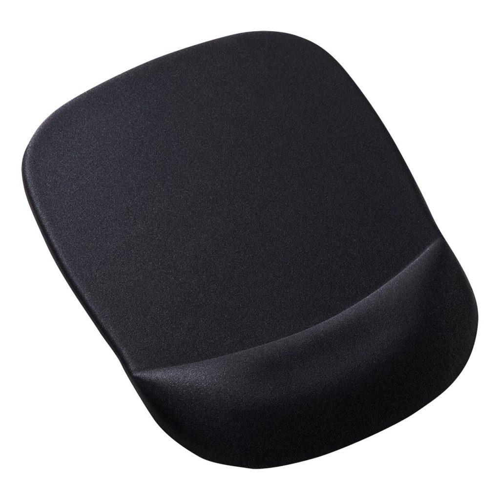 【マウスクッション】サンワサプライ 低反発リストレスト付きマウスパッド