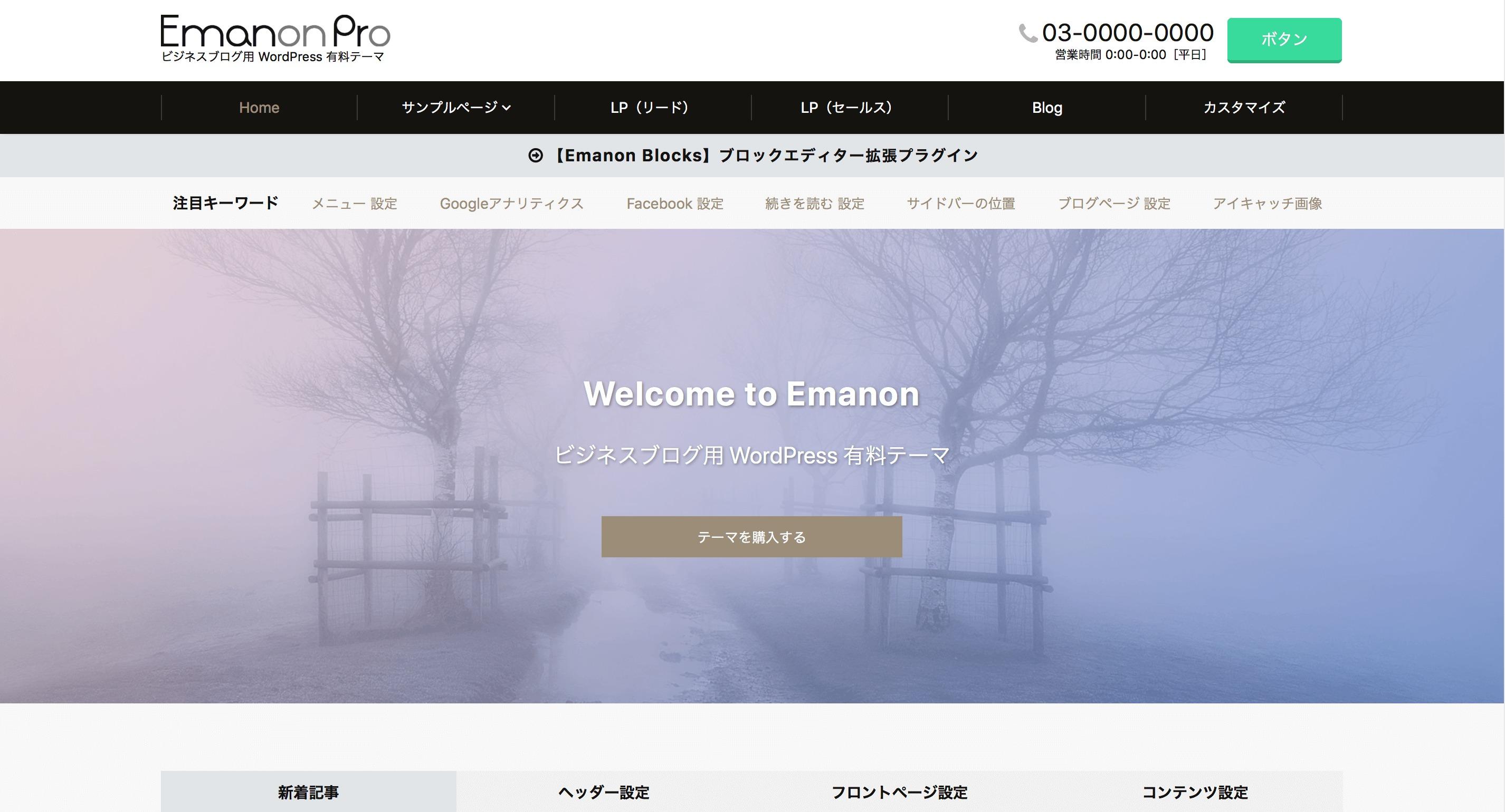Emanon Pro(エマノンプロ)