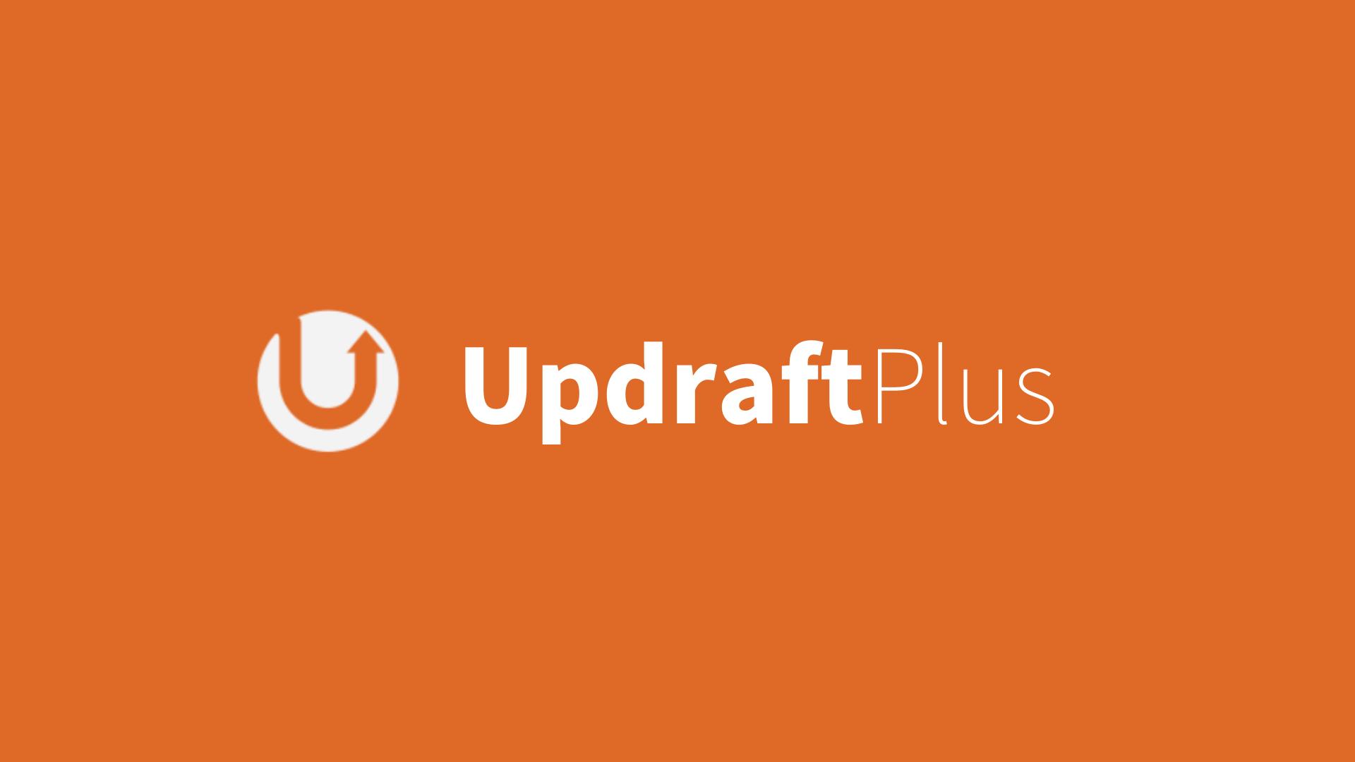 WordPressバックアッププラグインはUpdraftPlus一択!【復元まで簡単】