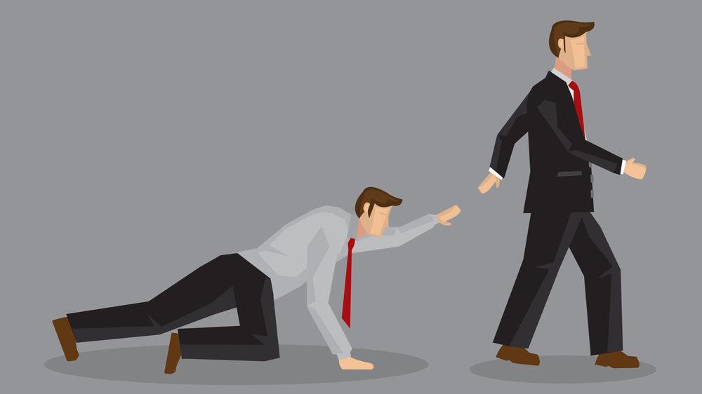 転職エージェントで見捨てられる7つの理由と対策方法【無視されない行動をすべき】