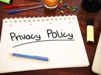 【コピペOK】ブログのプライバシーポリシー書き方【設置方法も解説】